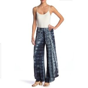 Young Fabulous & Broke Split wide leg pant